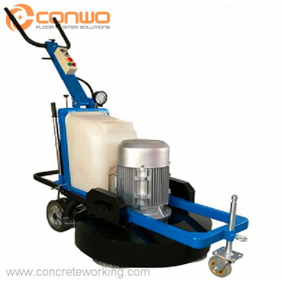 Planetary Concrete Floor Grinder and Polisher pictures & photos