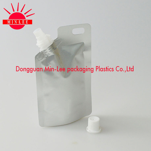Stand up Pouch with Spout for Beverage/Aluminum Packaging Bag pictures & photos
