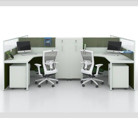 Office Partition Screen Seat Modular Desk Chair Timeber Workstation