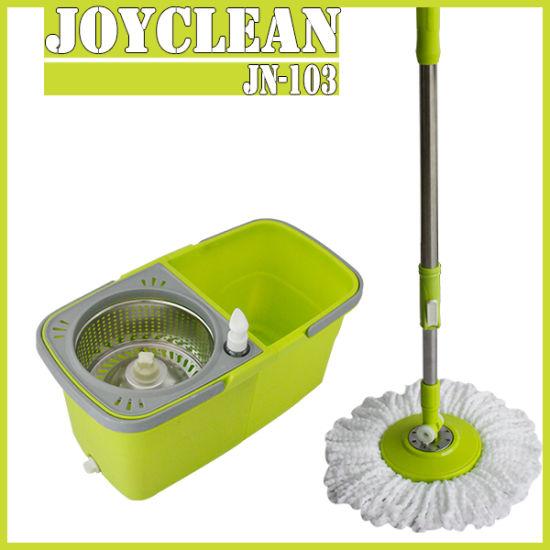 Joyclean Latest Seperable Twins Bucket Spin Mop Jn-103