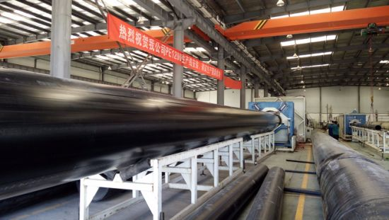 Plastic Pipe Black HDPE Pipe for Gas or Oil Supply & China Plastic Pipe Black HDPE Pipe for Gas or Oil Supply - Chinese ...