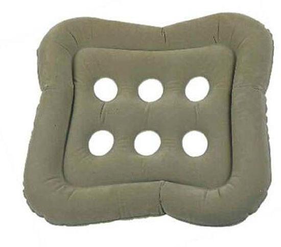 OEM Design Inflatable Flocked Cushions