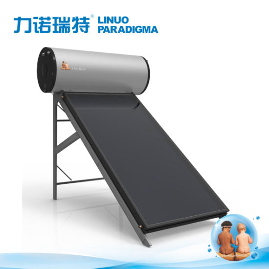 SUS316 Stainless Steel Flat Plate Solar Water Heater
