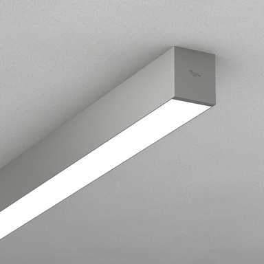 modern LED Ceiling Linear Lamp with Surface Mounted Connection pictures & photos