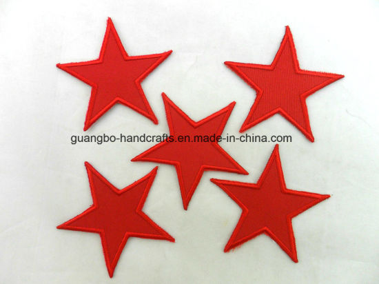 Hot Fashion Design Custom Garment Patch Embroidered pictures & photos