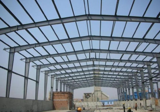 China Q345 Prefabricated Construction Design Steel Structure For