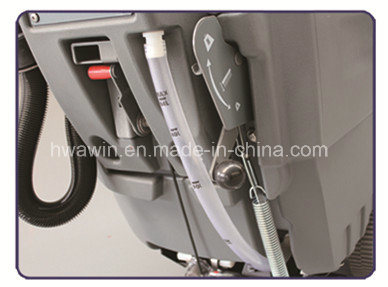 China Automatic Walk Behind Floor Scrubber Dryer (HW-X3