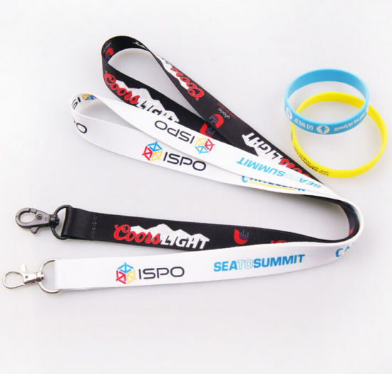 2015 Promotion Printed Lanyard with Different Accessories