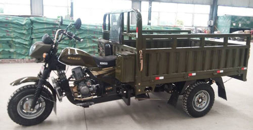 Hot Selling 3 Wheel Cargo Motorcycle/Chinese Three Wheel Tricycle on Sale pictures & photos