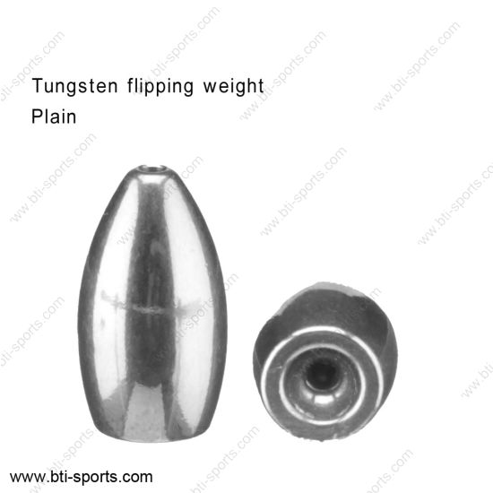 Bass Fishing Insert Free Valued PRO Tungsten Flipping Weight 08c-034 pictures & photos
