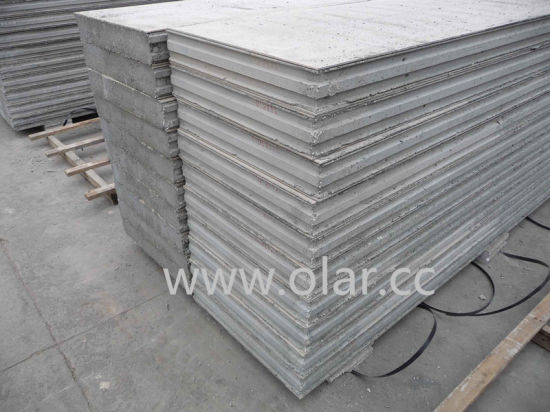 Sandwich Panel--EPS Fiber Cement Internal, External Wall Board pictures & photos