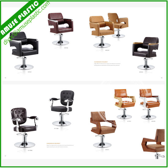 Modern Hydraulic Barber Chairs Salon Make Up Chairs Stools Furnitures For  Sale