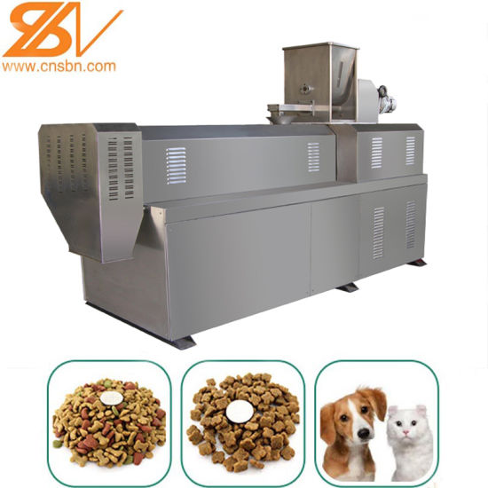 Hot Sale Pet Food Machine/Dog Food Machinery/Cat Food Making Machine pictures & photos