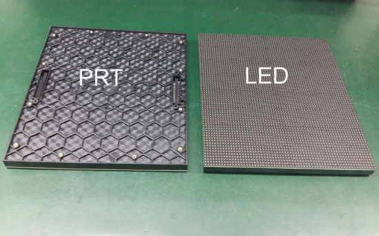 Full Color Indoor LED SMD Module 250*250mm of P3.91/P4.81/P6.25 pictures & photos