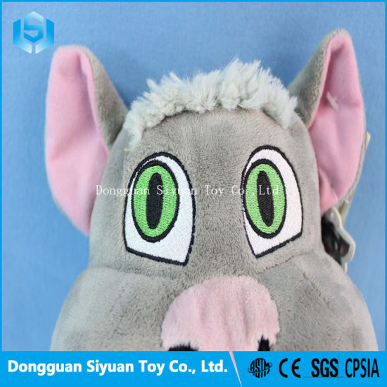 China High Quality Electronic Plush Toy Talking Cat For Kids China