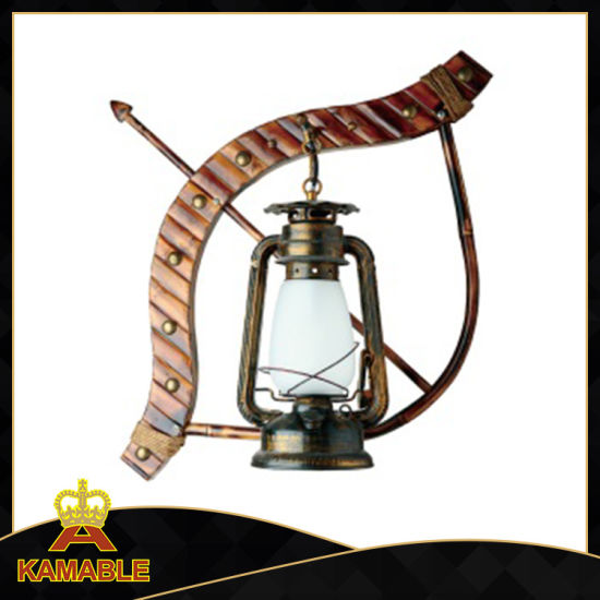 Home Decoration Wooden Wall Light (KAMB-7162)