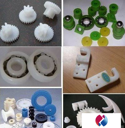 Customized Plastic Helical Gear and Plastic Gear for Machines pictures & photos