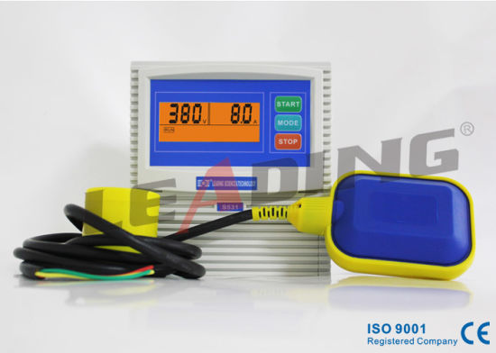 AC380V Intelligent Pump Controller, 3 Phase Submersible Pump Control Panel