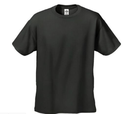 edb26bc98 China Hot Sale Short Sleeve Round Neck T-Shirt with Different Colors ...