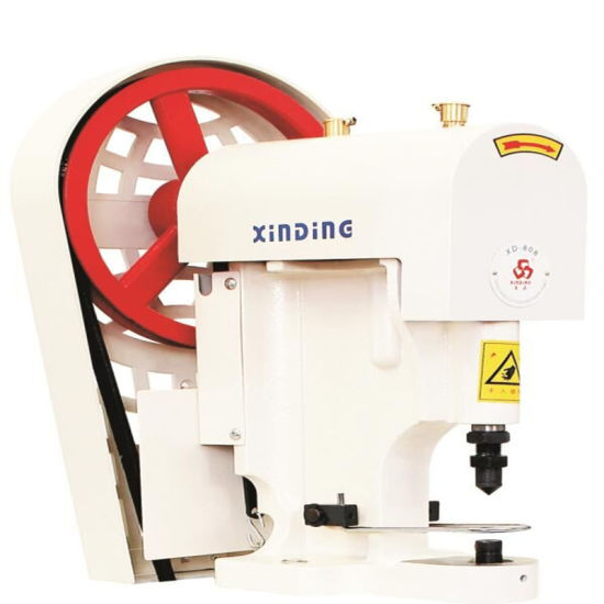 Automatic Electrical Cloth Sewing Servo Eyelets Snap Button Jeans Button Fixing Press Drilling Shoe Making Punch Machine