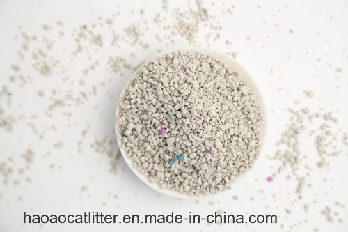 Primary Mineral Irregular Cat Litter with Strong Clumping (YK02) pictures & photos