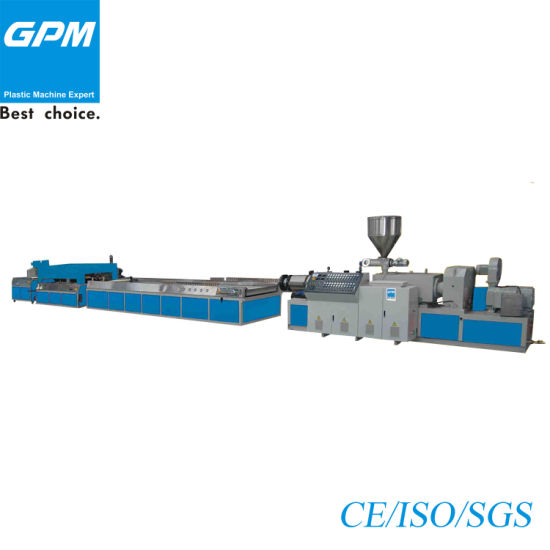 WPC Hollow Board Extrusion Line