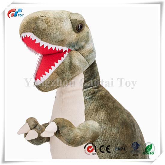 24 Giant Plush Dinosaur T Rex Jumbo Cuddly Soft Toys For Kids