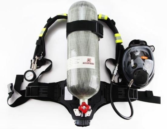 Fire Fighting Compressed Air Breathing Apparatus Scba Manufacturer Pictures Photos