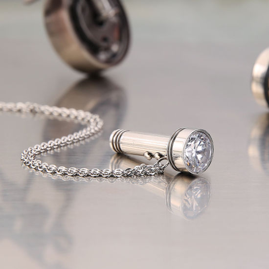 Fashion Pendant Stainless Steel Jewelry Necklace (hdx1042) pictures & photos