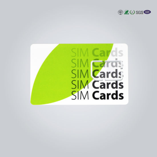 13.56MHz Fudan Smart IC Contactless Card pictures & photos