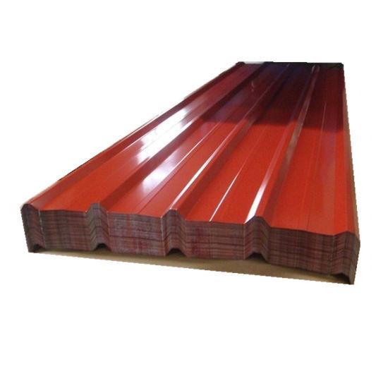 Prepainted Metal Roofing Panel Color Steel Roofing Sheet for Africa