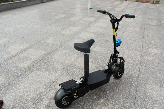500W 800W High Efficieny Folding Electric Unicycle Mini Scooter Two Wheels pictures & photos