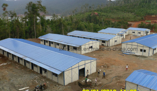 Environmental Reuable Steel Prefabricated Home Modular House Building pictures & photos