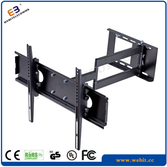 Up To 37 180 Degrees Swivel Tv Wall Mount Bracket