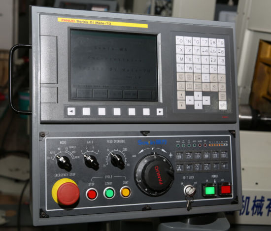 High Precision Swiss Type CNC Automatic Lathe with Ce pictures & photos