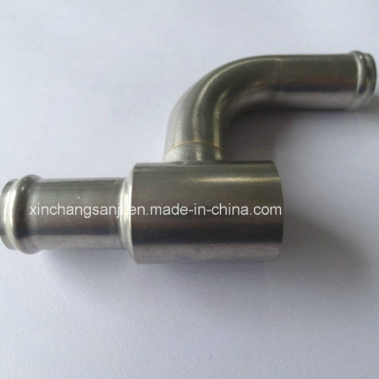 Stainless Steel Deep Drawing And Furnace Brazing Parts
