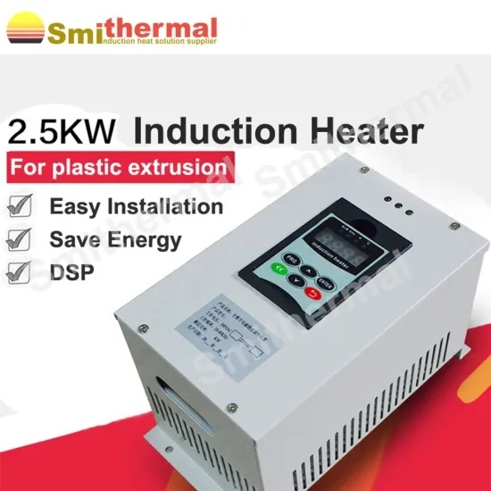 Electromagnetic Induction Heater for Plastic Extruder Barrel