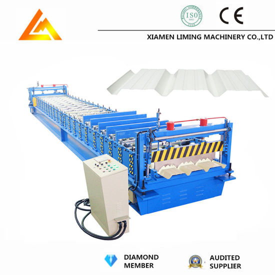 Liming Yx51-333-1000 Roll Forming Making Machine for Roof pictures & photos