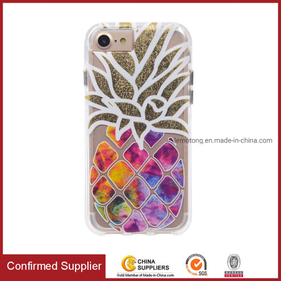 Customized Printing Water Transfer Laser TPU PC Phone Case Cover
