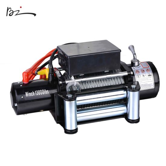 13000 Lbs 12/24V Aoto Car Winch for 4WD Offroad Clubs 4X4 12000lbs Electric Winch