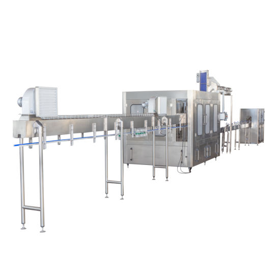 4000-20000bph Full Automatic Liquid Mineral Water Filling Capping Machine