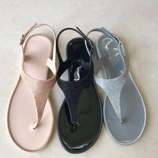 PVC Lady Sandals