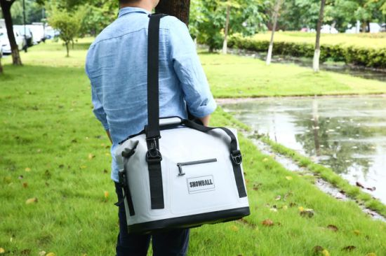 Insulated Cooler Leakproof Soft Cooler Bag Men Women to Picnic, Hiking, Fishing, Camping, Hopper M30