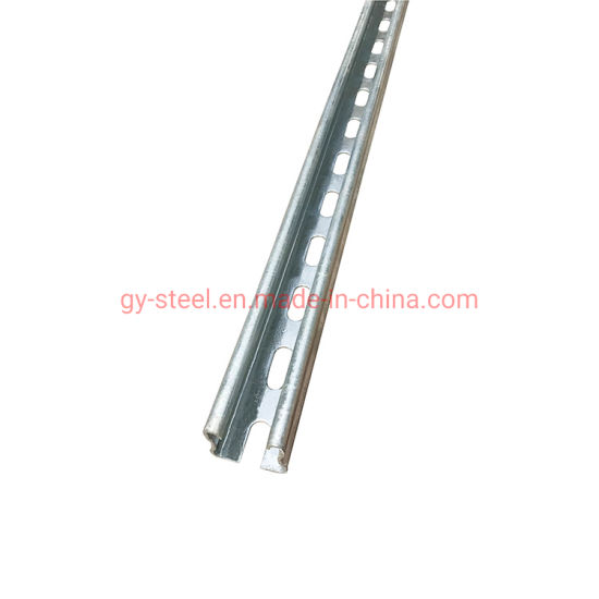 Unistrut Super Quality C Type Strut Channel 41X41 C Channel Standard
