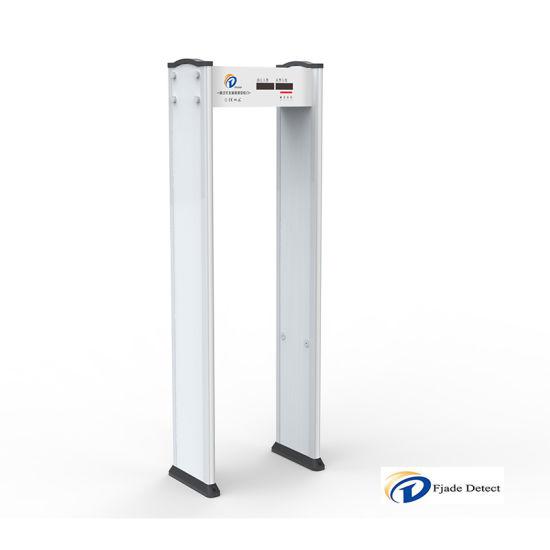 Electronic Instrument Body Scanner Walkthrough Metal Detector