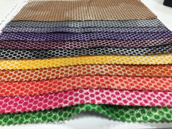 Rb221 New Design Fashion Polyester Oxford Fabric PVC/PU Polyester Twill Fabric