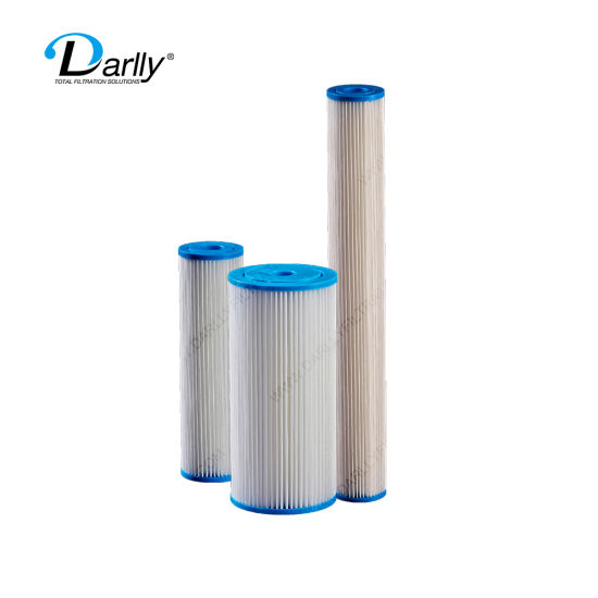 Pleated Cellulose Cartridge Filter