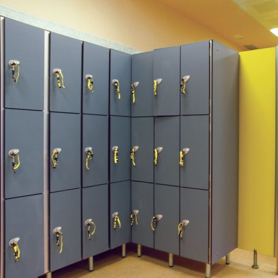 China Modern Design Waterproof HPL Storage Lockers - China Storage ...