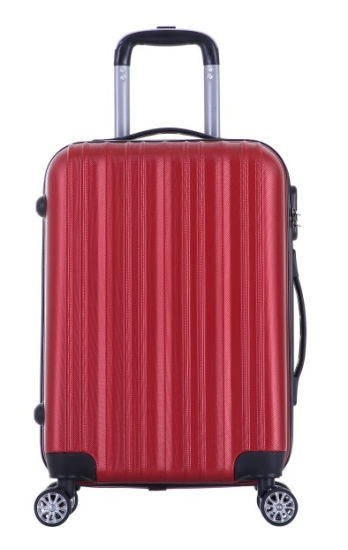 High Quality Luggage Trolley Luggage Bag Traveling ABS Custom Design Suitcases Xha177