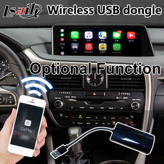 China Android 7 1 Video Interface GPS Navigator for Lexus Lx